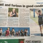 Great times for Rockingham Triathlon